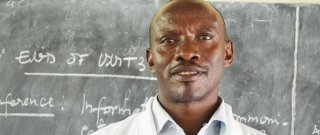 #WhyITeach: Geras Usabyimana