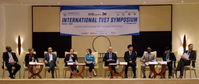 International symposium sets the stage for the next generation Technical and Vocational Education in Rwanda