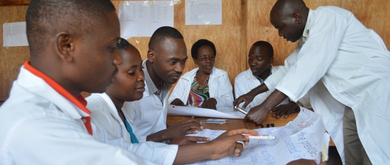Midline Evaluation of the LTLT in Secondary Education in Rwanda