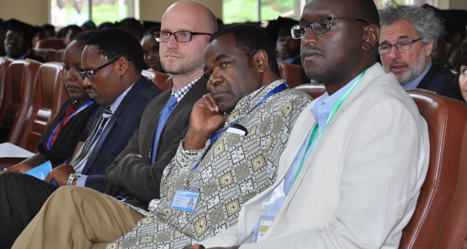 Left to Right-VVOB Rwanda PM-URCE Principal and School Leadership Advior