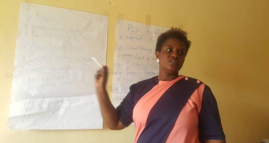 Sector Education Officer_Nyanza district
