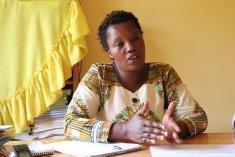 Sector Education Officer Egidie Mukamusonera_Gisagara district
