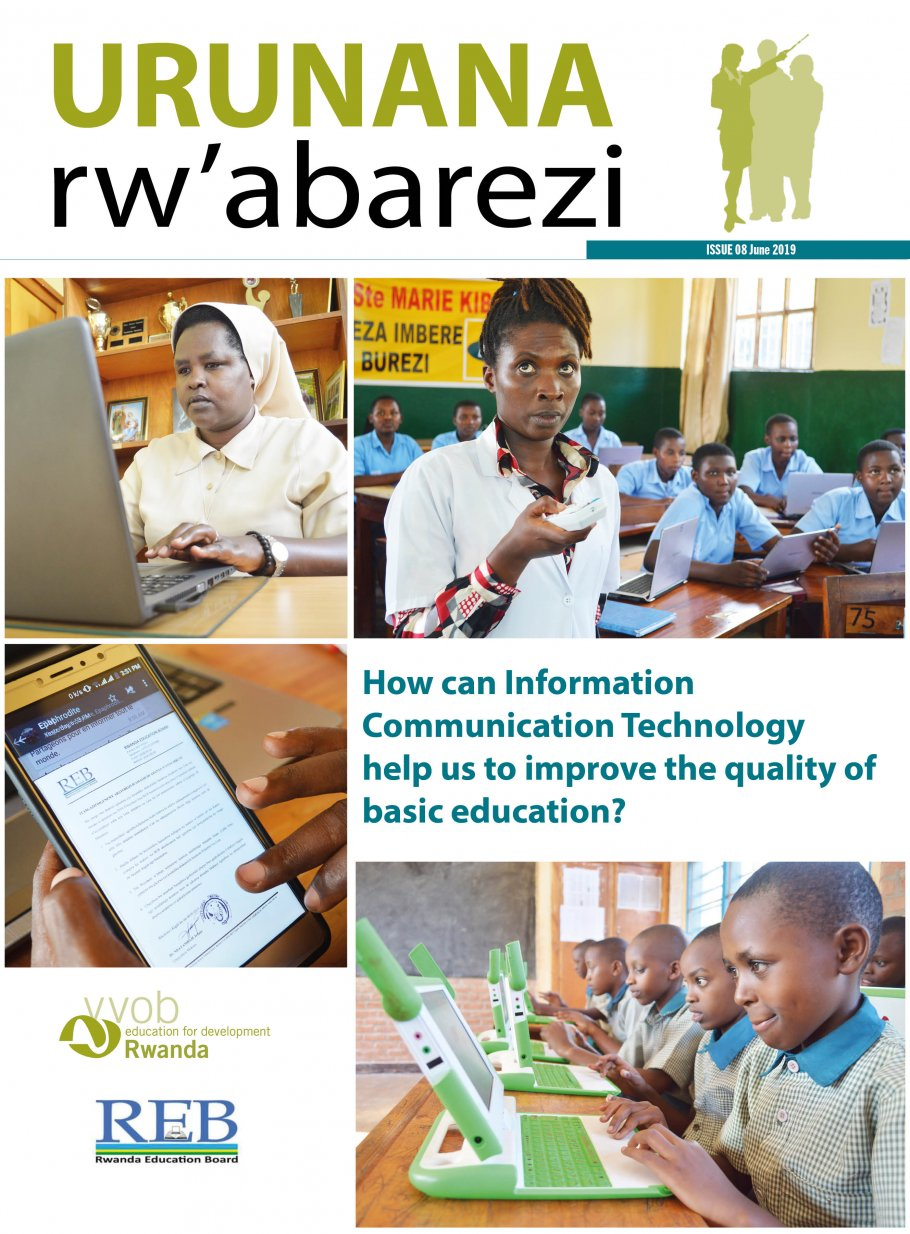 Peer learning magazine for teachers and school leaders